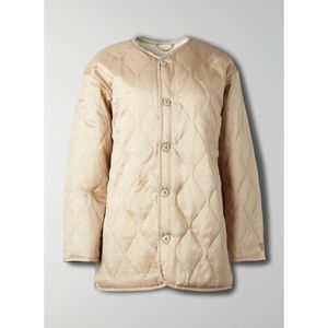 Aritzia TNA Quilted Oversized Jacket, size S